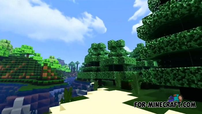 4K Ultra Realism Shader for Minecraft PE 1.10.0 \u0026 1.11