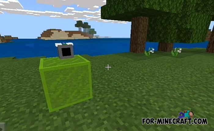 Ben 10 Addon v2 0 for Minecraft PE 1 11 & 1 12