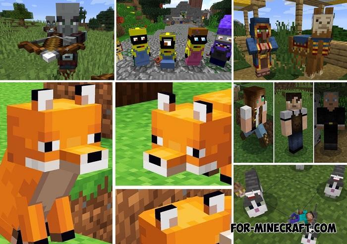 download game minecraft pe mega mod