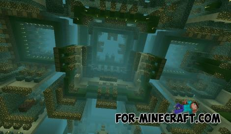 Lost Mirage Map for Minecraft PE 1.11