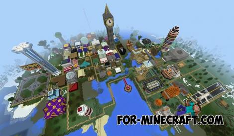 Stampy's Lovely World 2019 Map for Minecraft PE