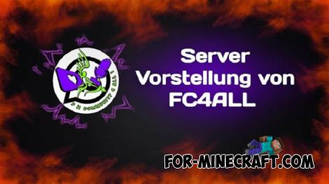 FC4ALL Server for Minecraft PE 1.10