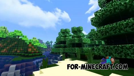 4K Ultra Realism Shader for Minecraft PE 1.10.0 & 1.11