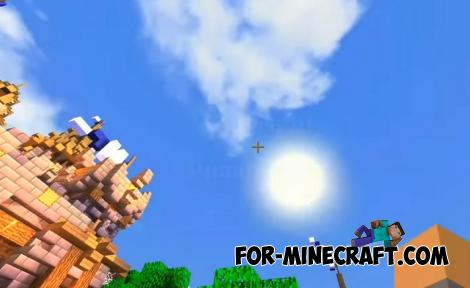 BMPE Shader for Minecraft PE 1.12