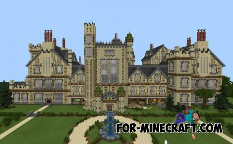 Luxury Manor for Minecraft PE 1.12