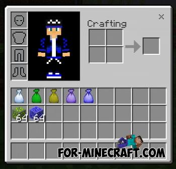 Loot Bags Mod Minecraft BE