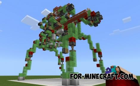 P67 Robot for Minecraft PE