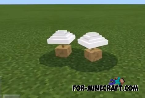 More Furniture Addon for Minecraft PE