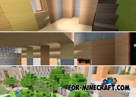 Magnum Realistic Texture Pack for Minecraft PE