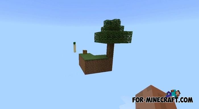 SkyBlock for Minecraft PE 1 12