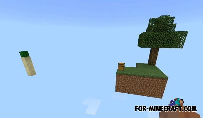 SkyBlock for Minecraft PE 1 12