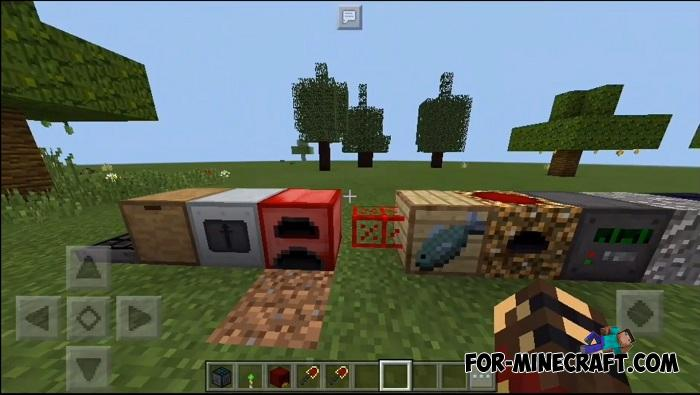 Energy Bees Minecraft