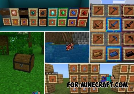 Month's TOP 5 Addons for Minecraft PE 1.12