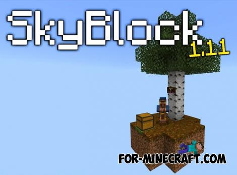 SkyBlock for Minecraft PE 1.12