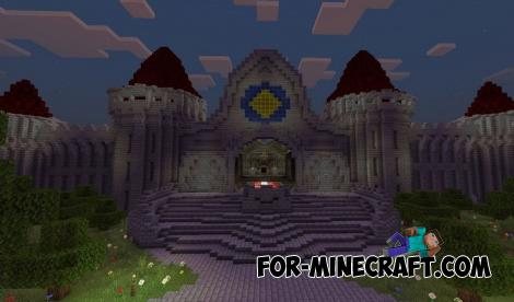 19 Secrets Map for Minecraft PE