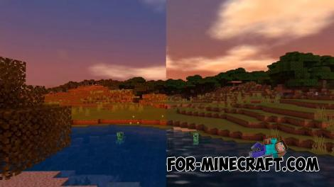 ESBE Shader for Minecraft PE 1.11 & 1.12