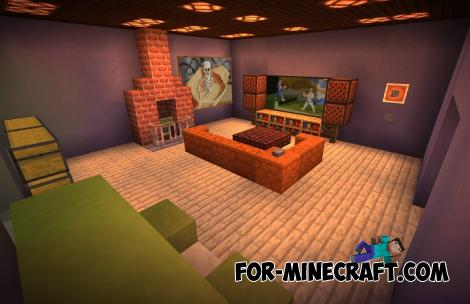 Smart House for Minecraft PE 1.12