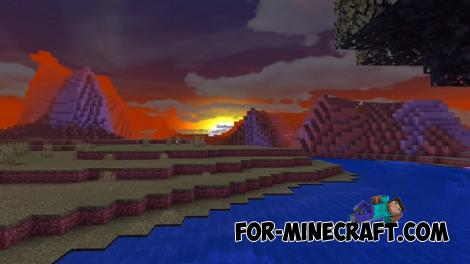 One Nice Shader for Minecraft PE 1.13.0.1