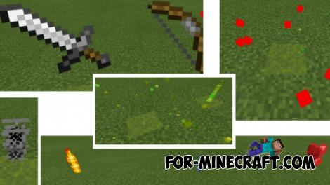 More Particles for Minecraft Bedrock 1.12