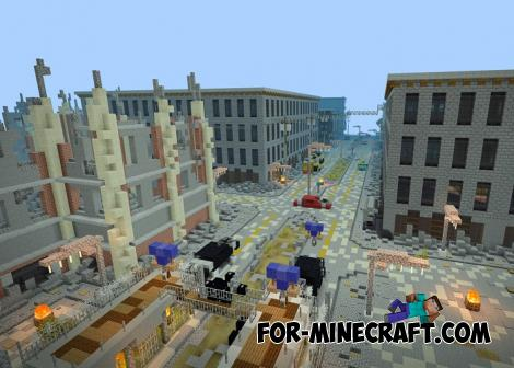 New Vegas Map for Minecraft PE 1.13