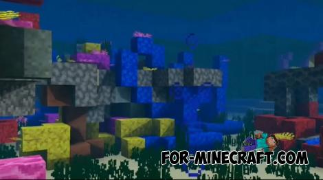 Underwater Seed for Minecraft PE 1.13.0.2