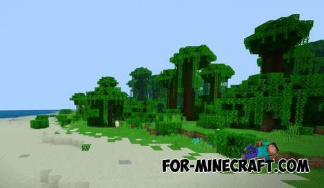 Small Custom World Map for Minecraft PE