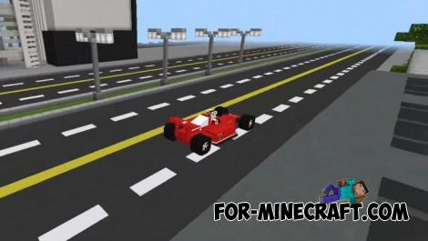 F1 Addon for Minecraft PE 1.13.0.2+