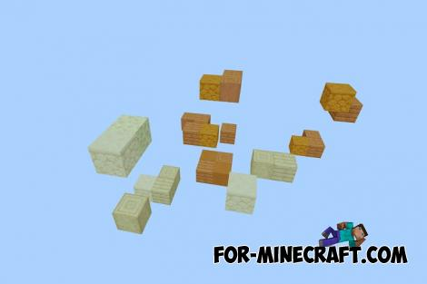 Moving Platforms Map for Minecraft PE 1.13