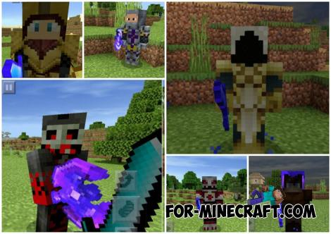 100+ New Mobs and Bosses for Minecraft PE 1.12+