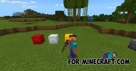 Guns Addon for Minecraft PE 1.13
