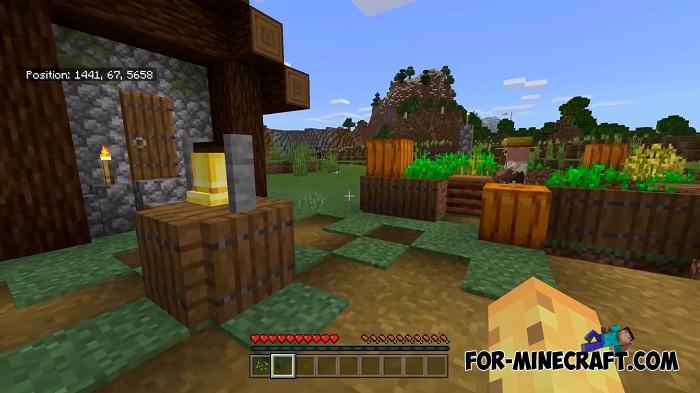 5 Blacksmiths Seed for Minecraft PE 1 13