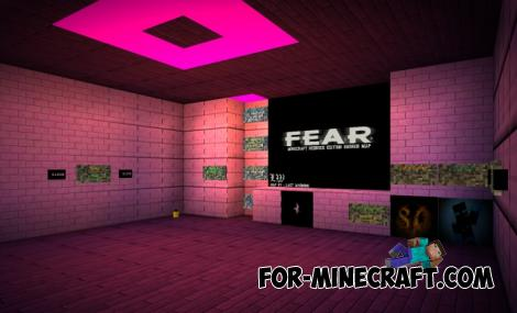 FEAR Map for Minecraft PE 1.13