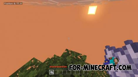 SkyFactory Map for Minecraft PE