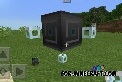 Gravitation Suite Addon for Minecraft PE