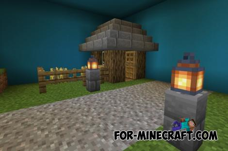 FtB Structures Map for Minecraft PE 1.13.0.5