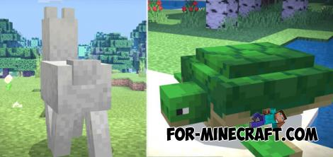 Improved Mobs Addon for Minecraft PE 1.13