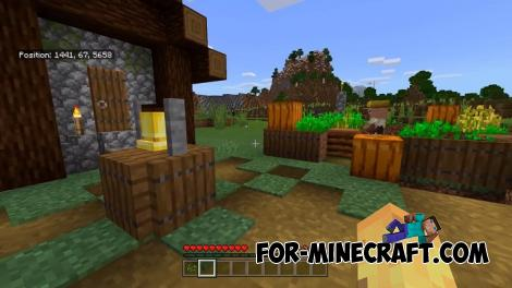 5 Blacksmiths Seed for Minecraft PE 1.13