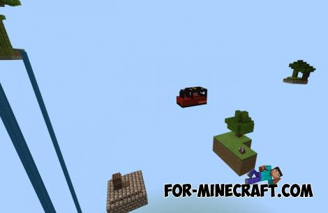 SkyBlock Levels Map for Minecraft PE 1.13