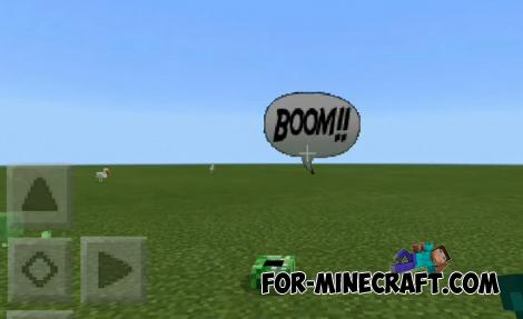 Death Animation Addon for Minecraft PE 1.13