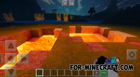 Zaifa Shader Pack for Minecraft PE 1.13