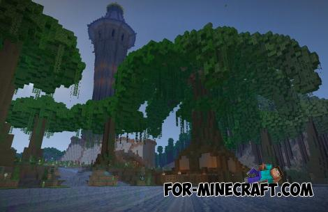 zShaders v14.0 Preview 1 for Minecraft PE 1.12 & 1.13