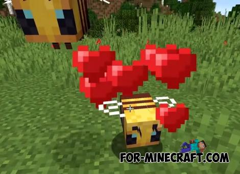 Minecraft PE 1.14 - Bees and Graphics