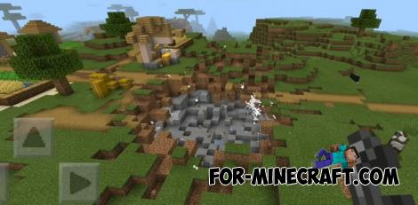 Explosive Addon for Minecraft PE 1.13