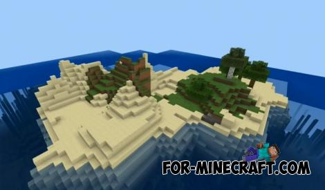 Maldives Seed for Minecraft PE