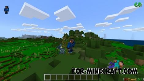 2EGS Client for Minecraft PE