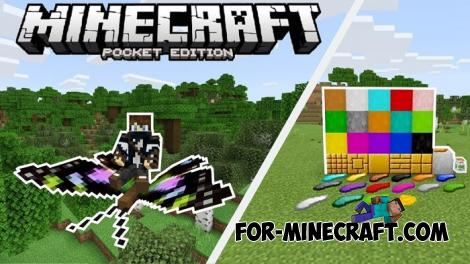 Flower Forest Addon for Minecraft PE 1.13.0