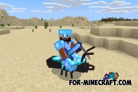 Ants Addon for Minecraft PE 1.13