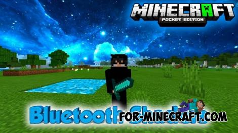 Bluetooth Shader for Minecraft PE 1.12.1 & 1.13