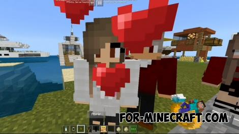 Happy Family Addon for Minecraft PE 1.12