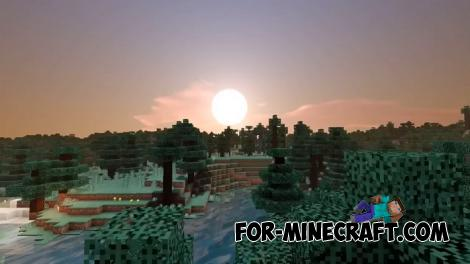 DSPE Ultra Shader for Minecraft PE 1.12 & 1.13